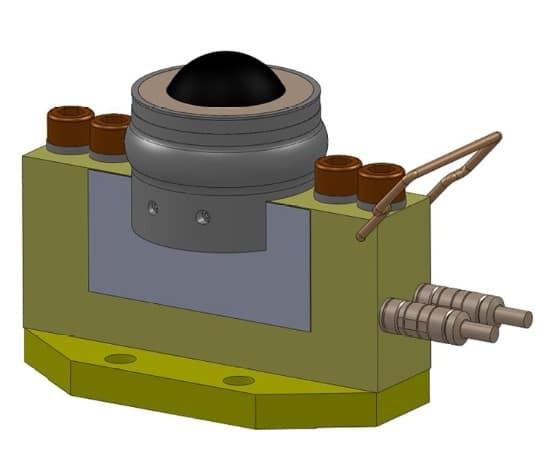 Mô hình Digital Loadcell MK-EDS