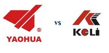 Một số tương đồng giữa các đầu cân (bộ chỉ thị) của Keli và Yaohua