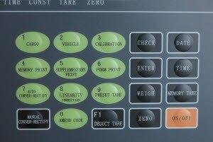 Hướng dẫn cấu hình trên đầu cân kỹ thuật số D2002E